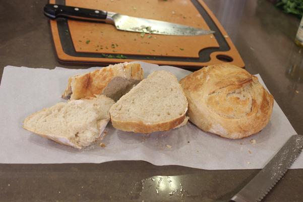 bread hunks